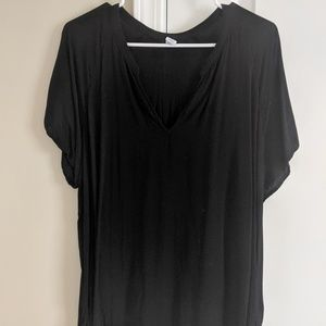 Black old Navy blouse